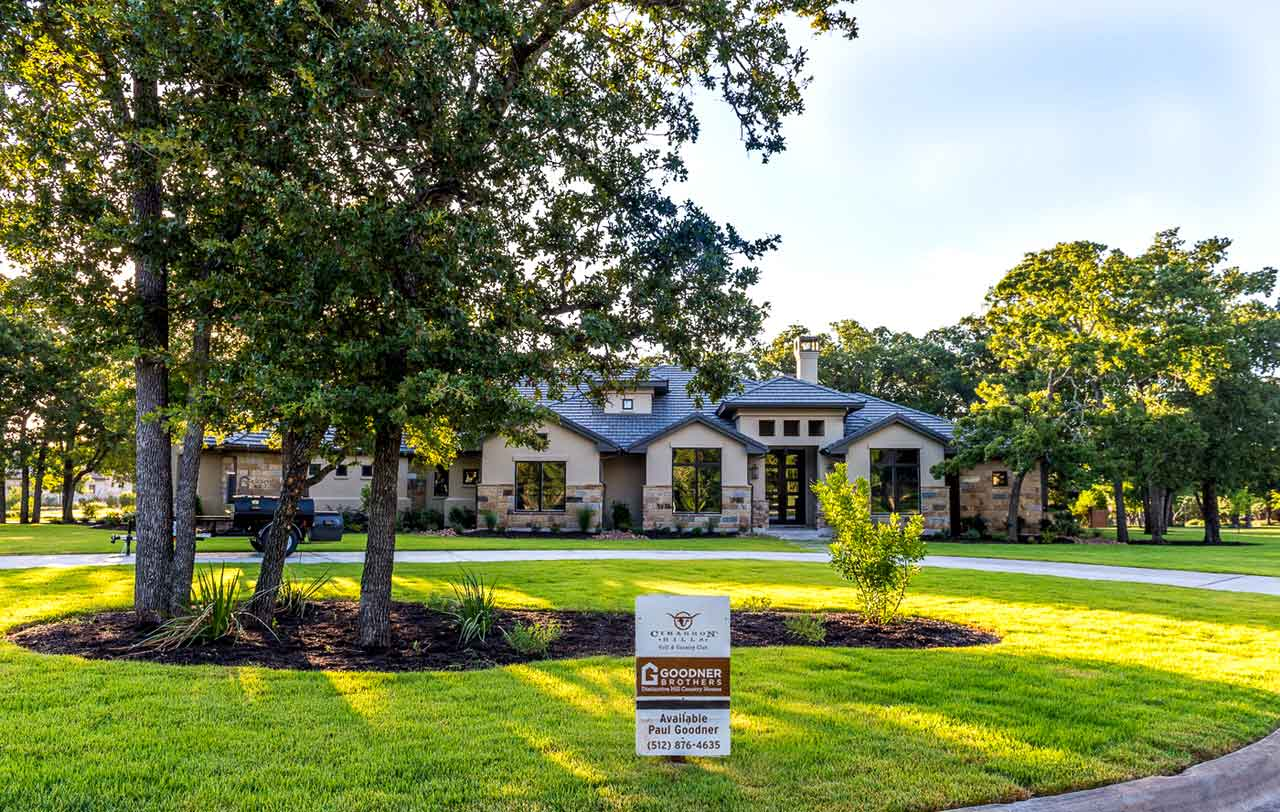 CIMARRON SERIES HILL COUNTRY HOMES