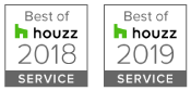 Best of Houzz 2018-2019 for Service